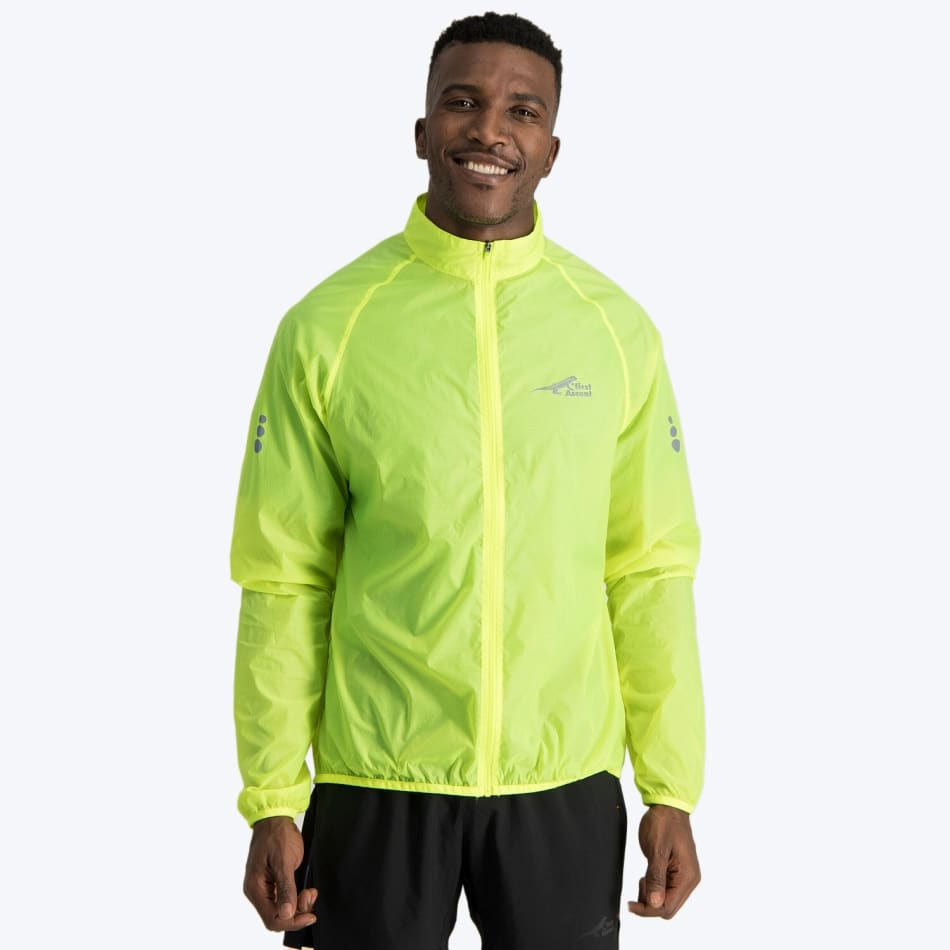 First Ascent Men's Apple 2.0 Run Jacket, product, variation 1