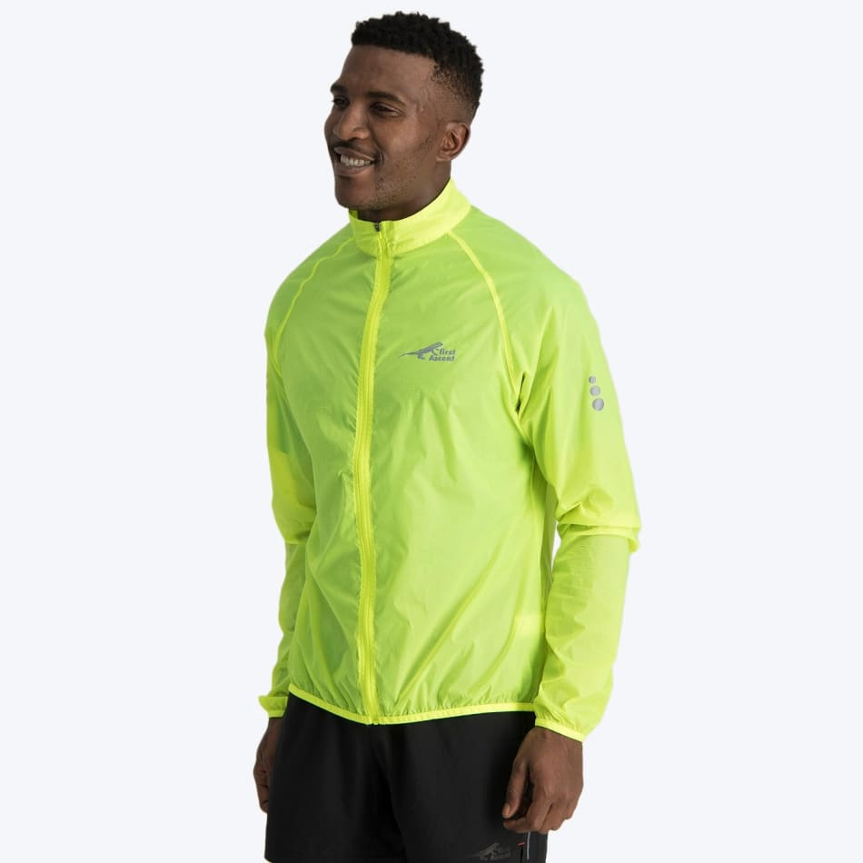 First Ascent Men's Apple 2.0 Run Jacket, product, variation 2