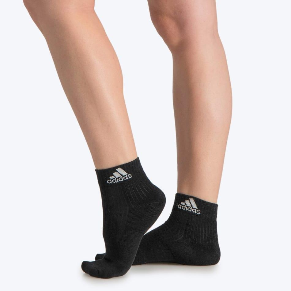 Adidas Junior No Show Cushion Crop 3Pack Sock, product, variation 11