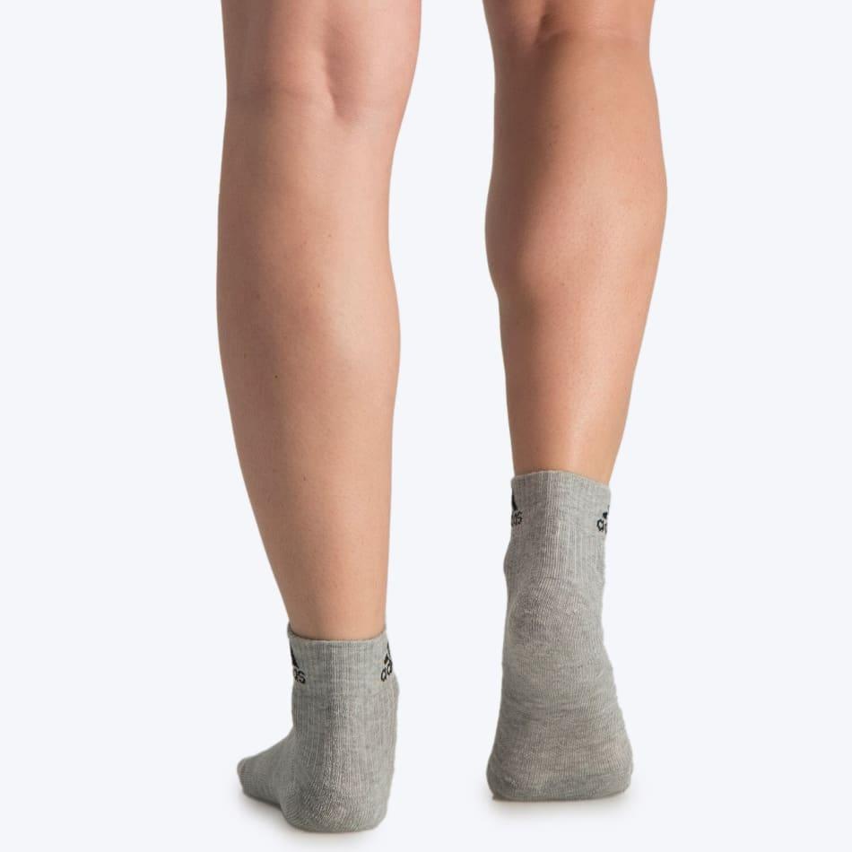 Adidas Junior No Show Cushion Crop 3Pack Sock, product, variation 4