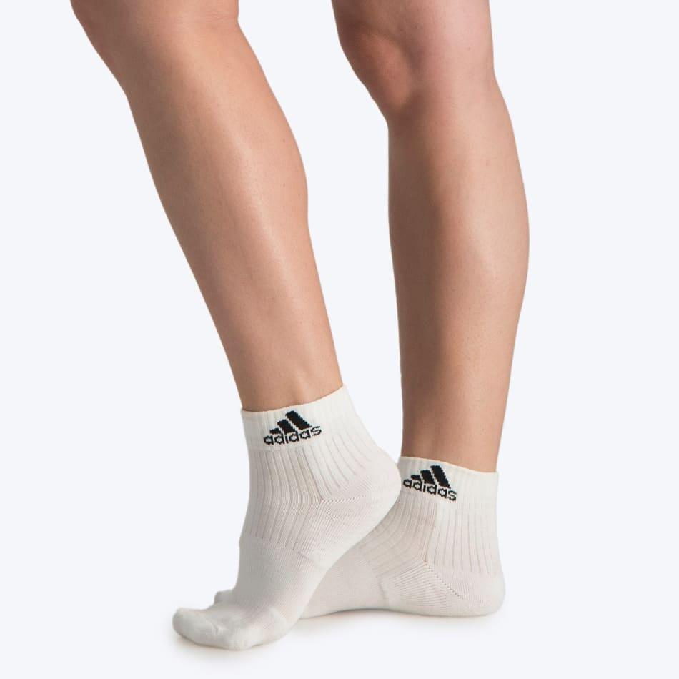 Adidas Junior No Show Cushion Crop 3Pack Sock, product, variation 7