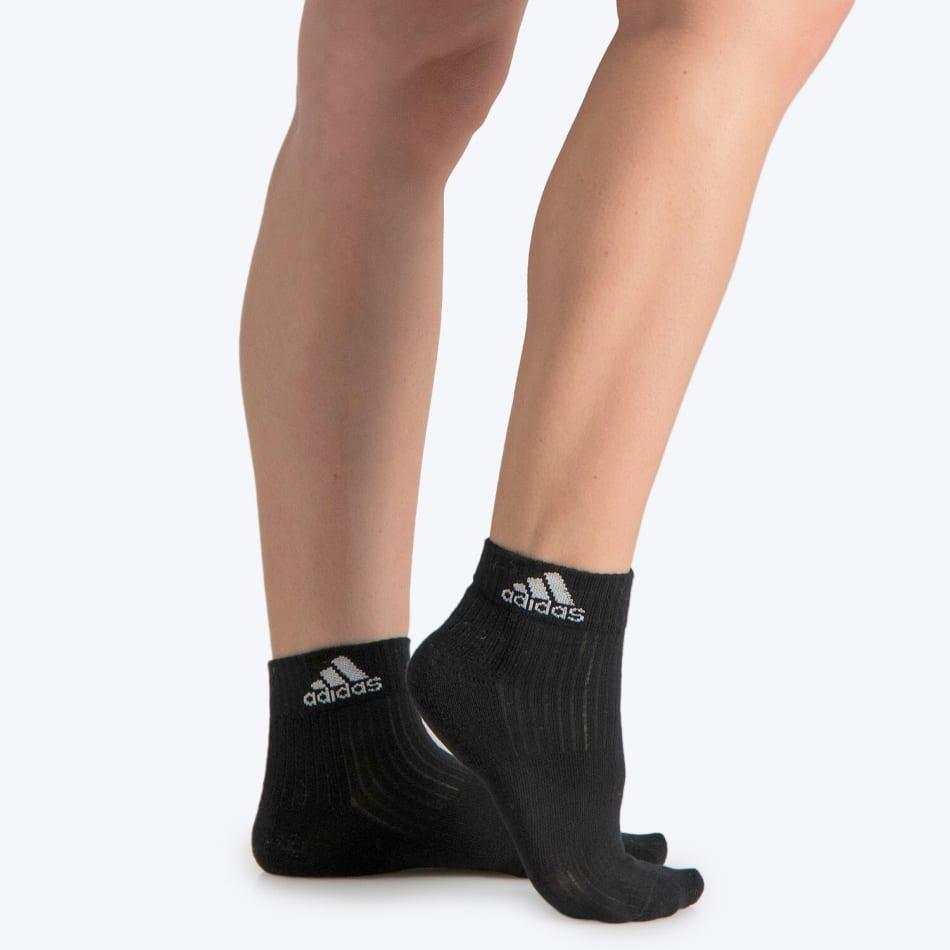 Adidas Junior No Show Cushion Crop 3Pack Sock, product, variation 9