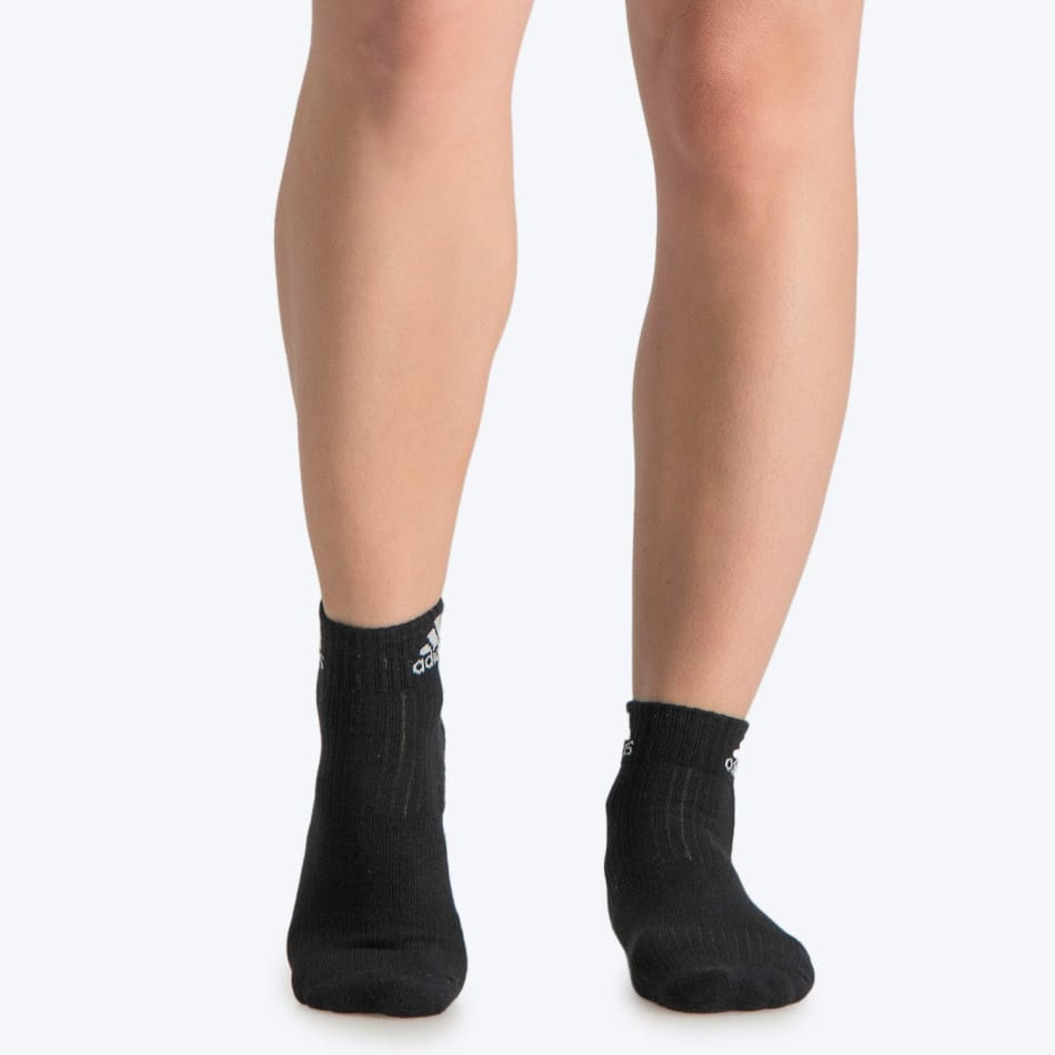 Adidas Junior No Show Cushion Crop 3Pack Sock, product, variation 10