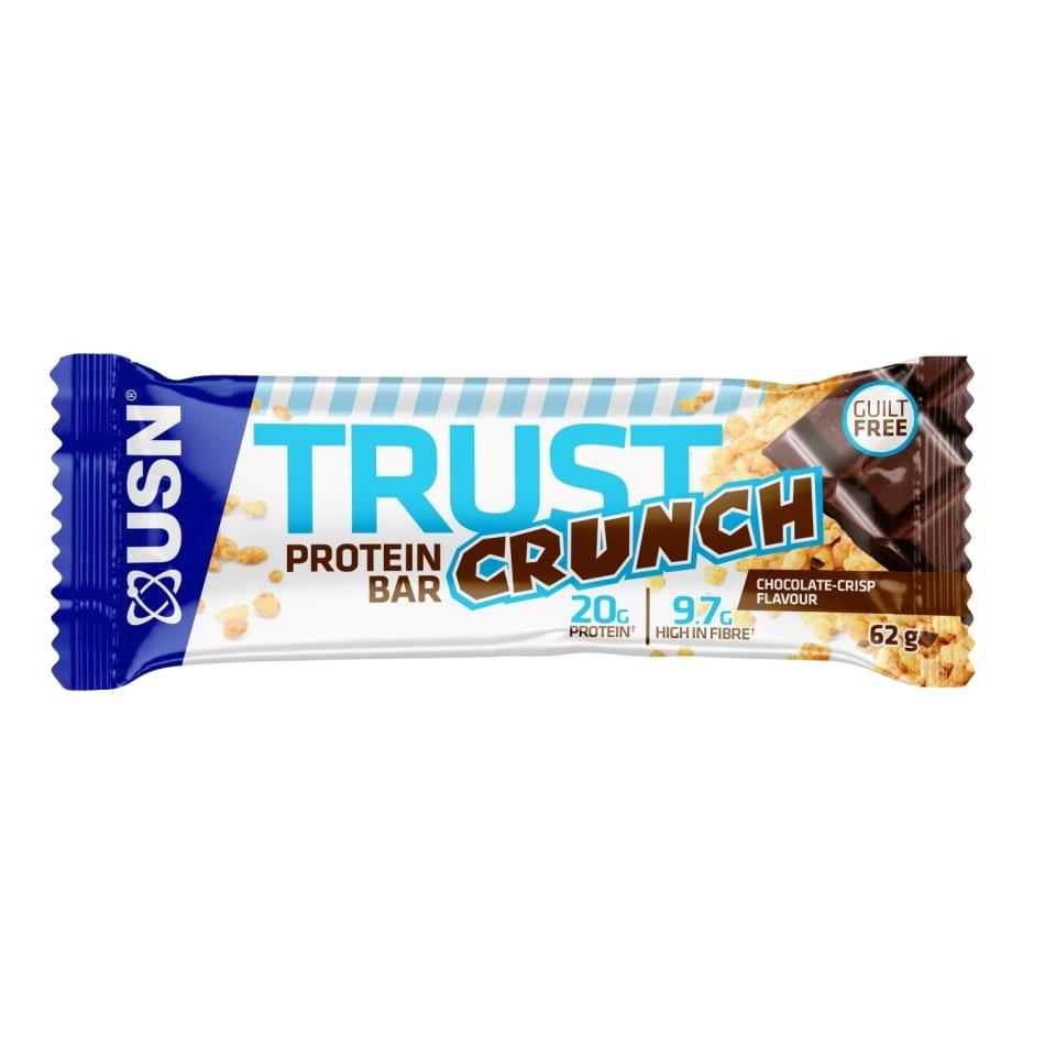 USN EACH Protein Trust Crunch Bar 60g, product, variation 1