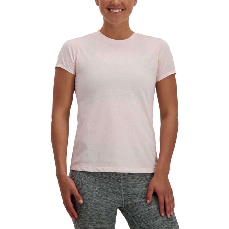 New Balance Women's Relentless Heather SS Top, product, variation 3