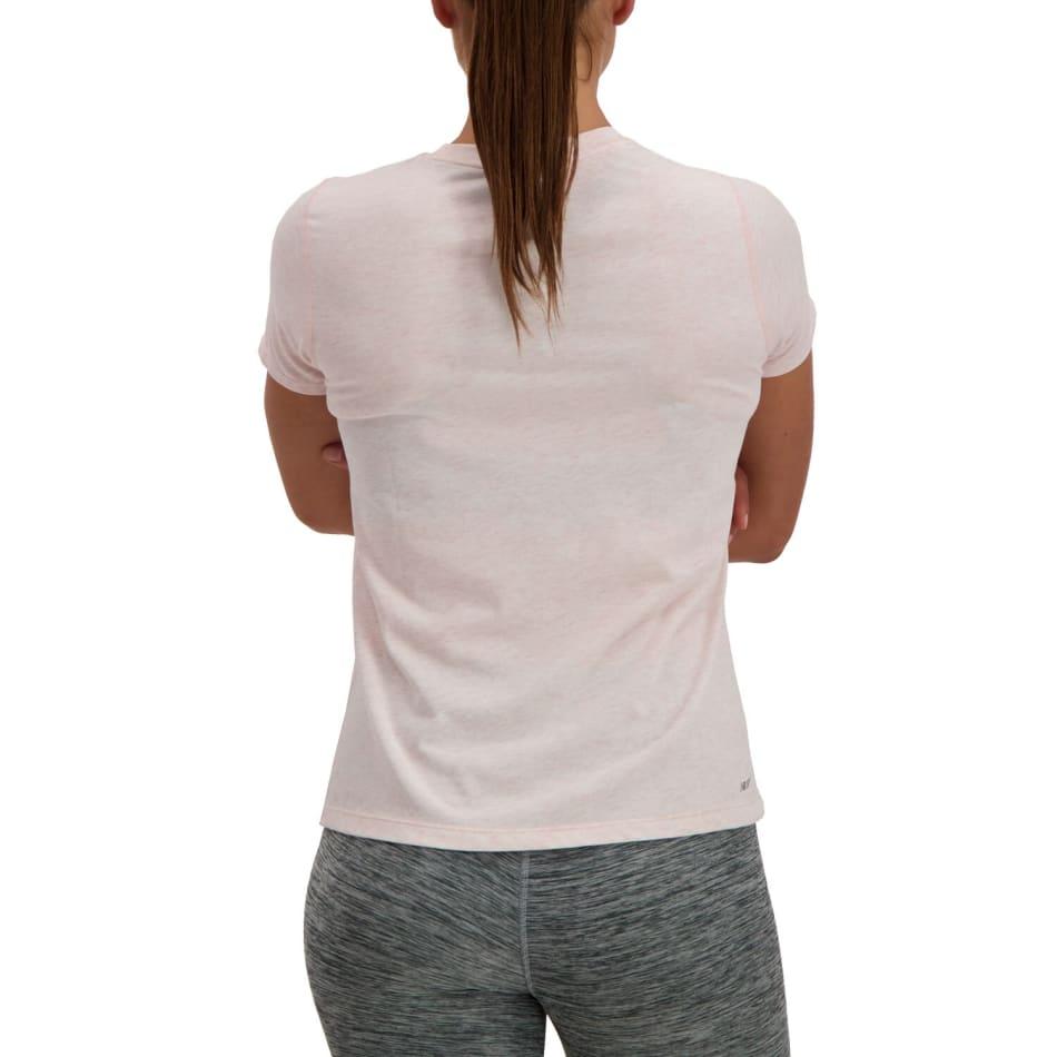 New Balance Women's Relentless Heather SS Top, product, variation 4