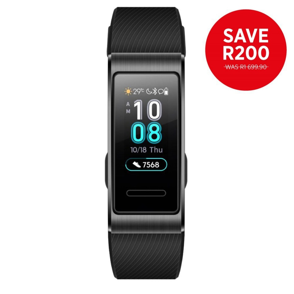 Huawei Band 3 Pro GPS Activity Tracker, product, variation 1