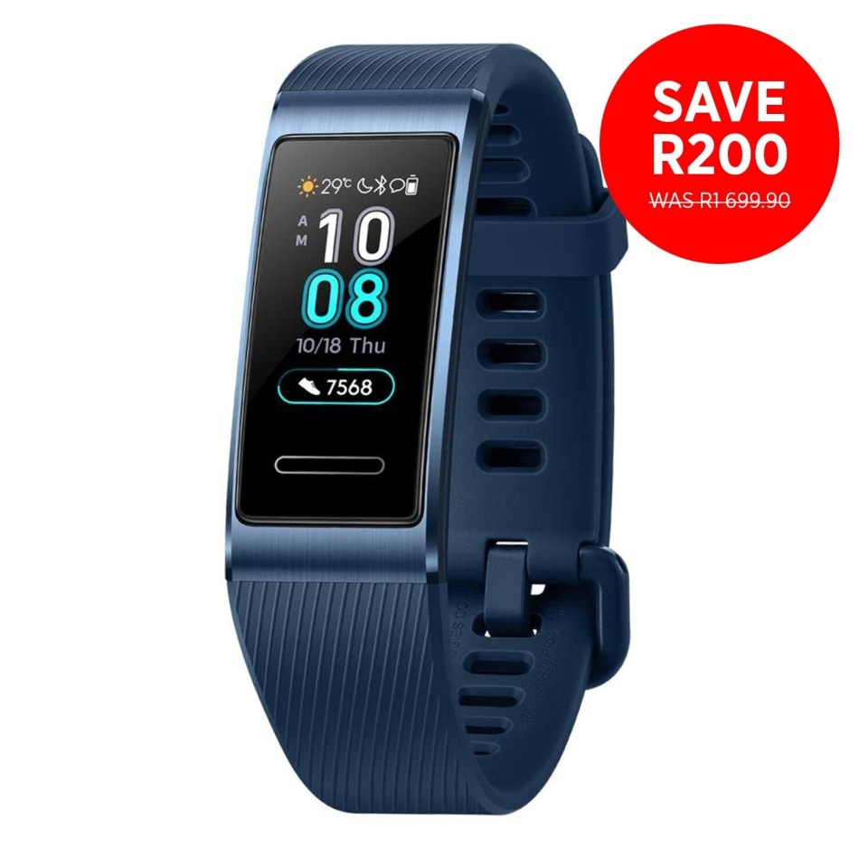 Huawei Band 3 Pro GPS Activity Tracker, product, variation 3