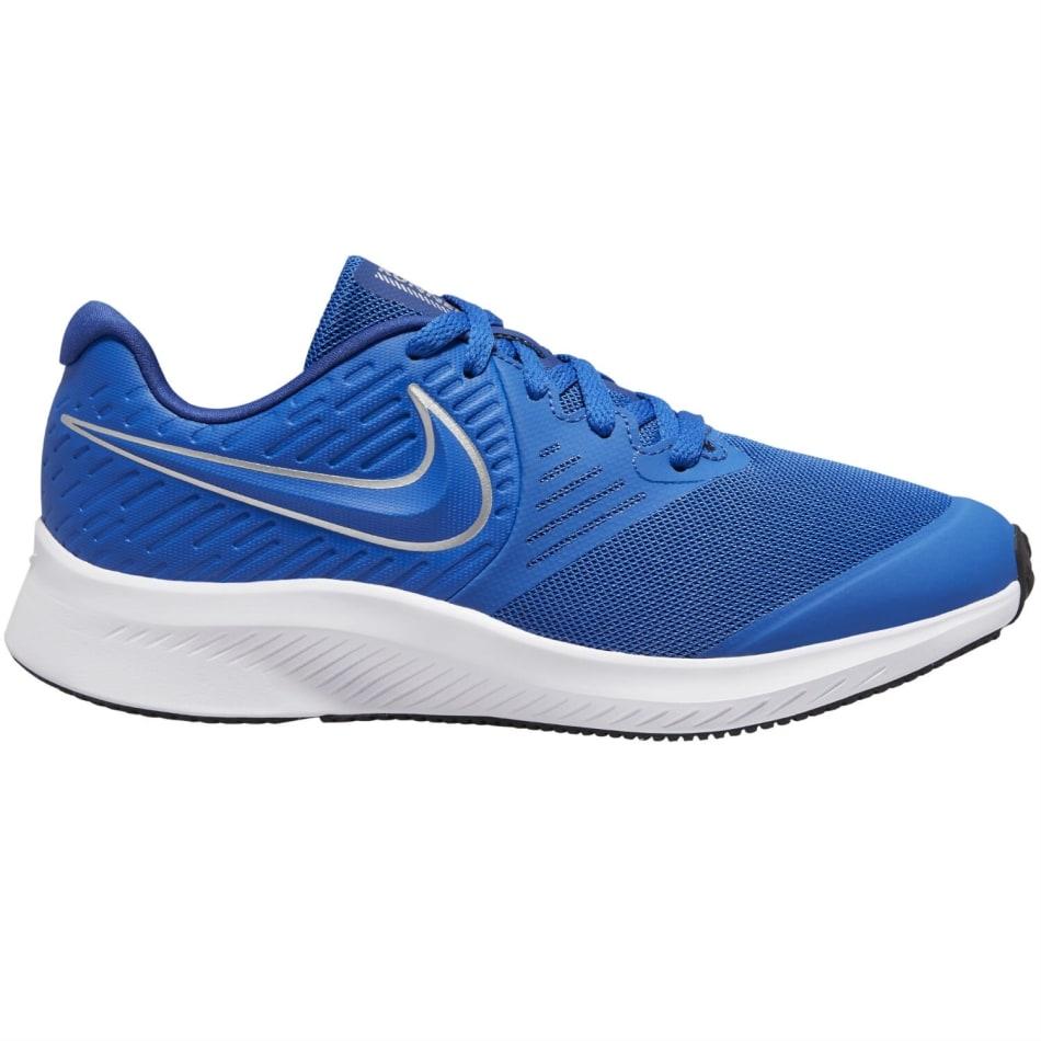 Nike Jnr Renew Run Running Shoe, product, variation 1