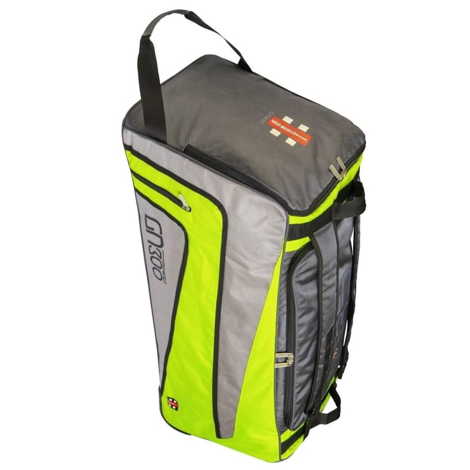 Gray Nicolls 300 Cricket Wheelie/Duffle Bag, product, variation 3