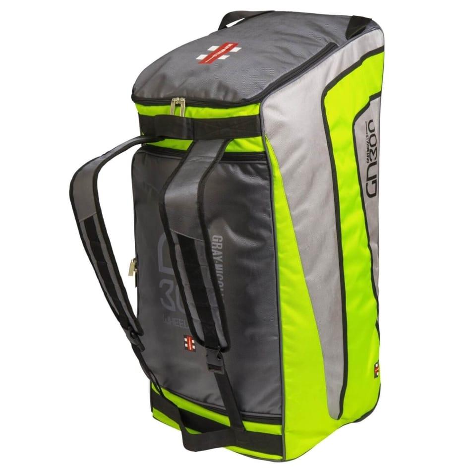 Gray Nicolls 300 Cricket Wheelie/Duffle Bag, product, variation 4