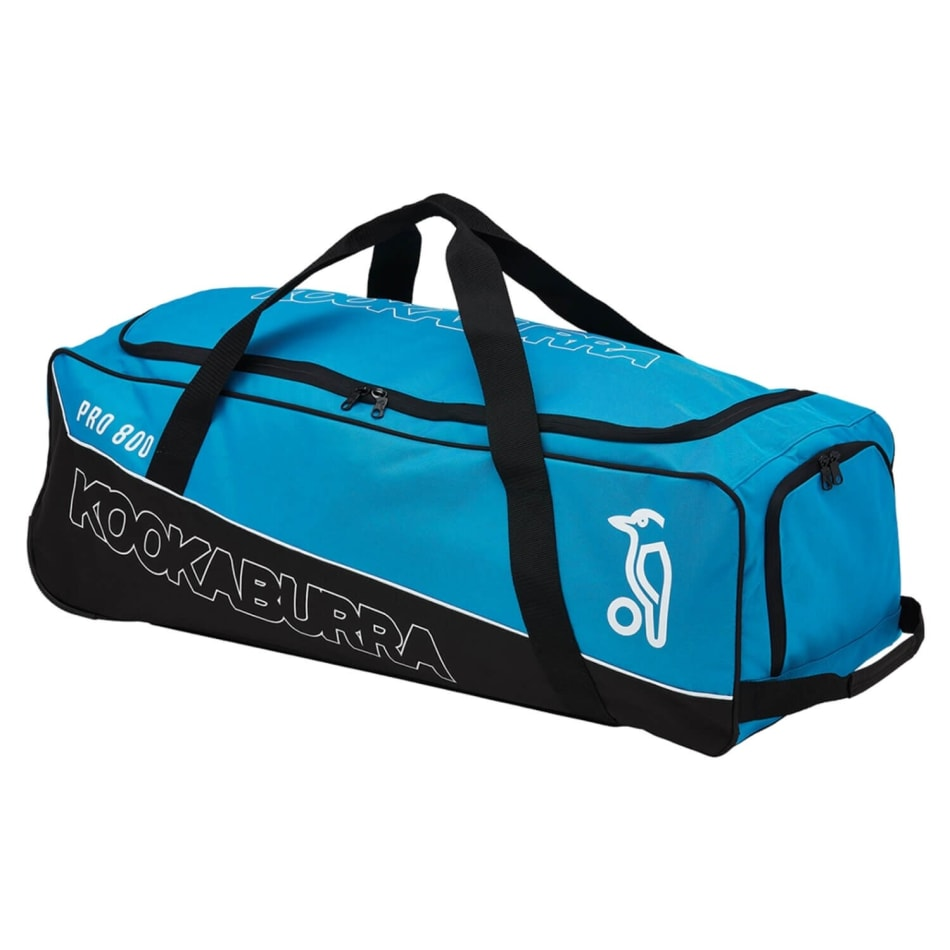 Kookaburra Pro 800 Senior Cricket Wheelie Bag, product, variation 1