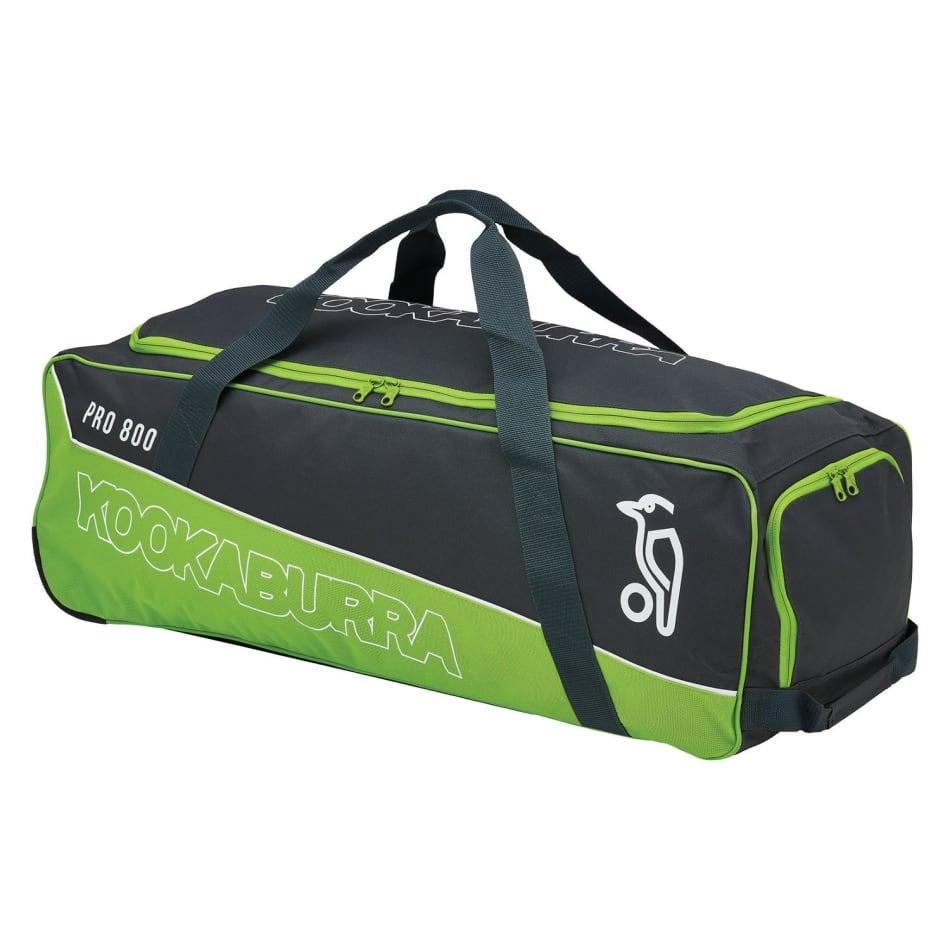 Kookaburra Pro 800 Senior Cricket Wheelie Bag, product, variation 2