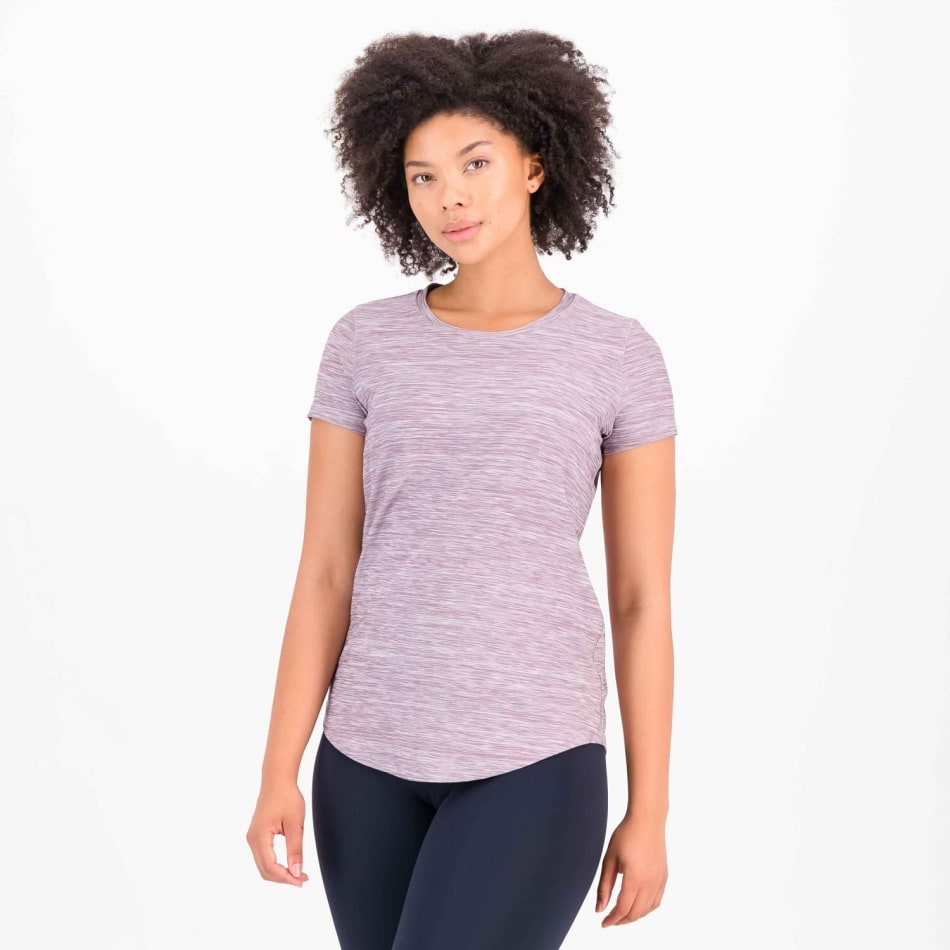 OTG Women's On The Move Crew Neck Tee, product, variation 1