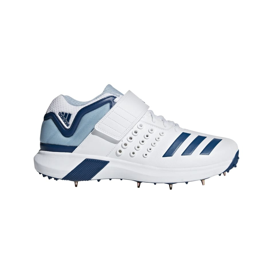 adidas Men's Adipower Vector Mid Cricket Shoes, product, variation 1