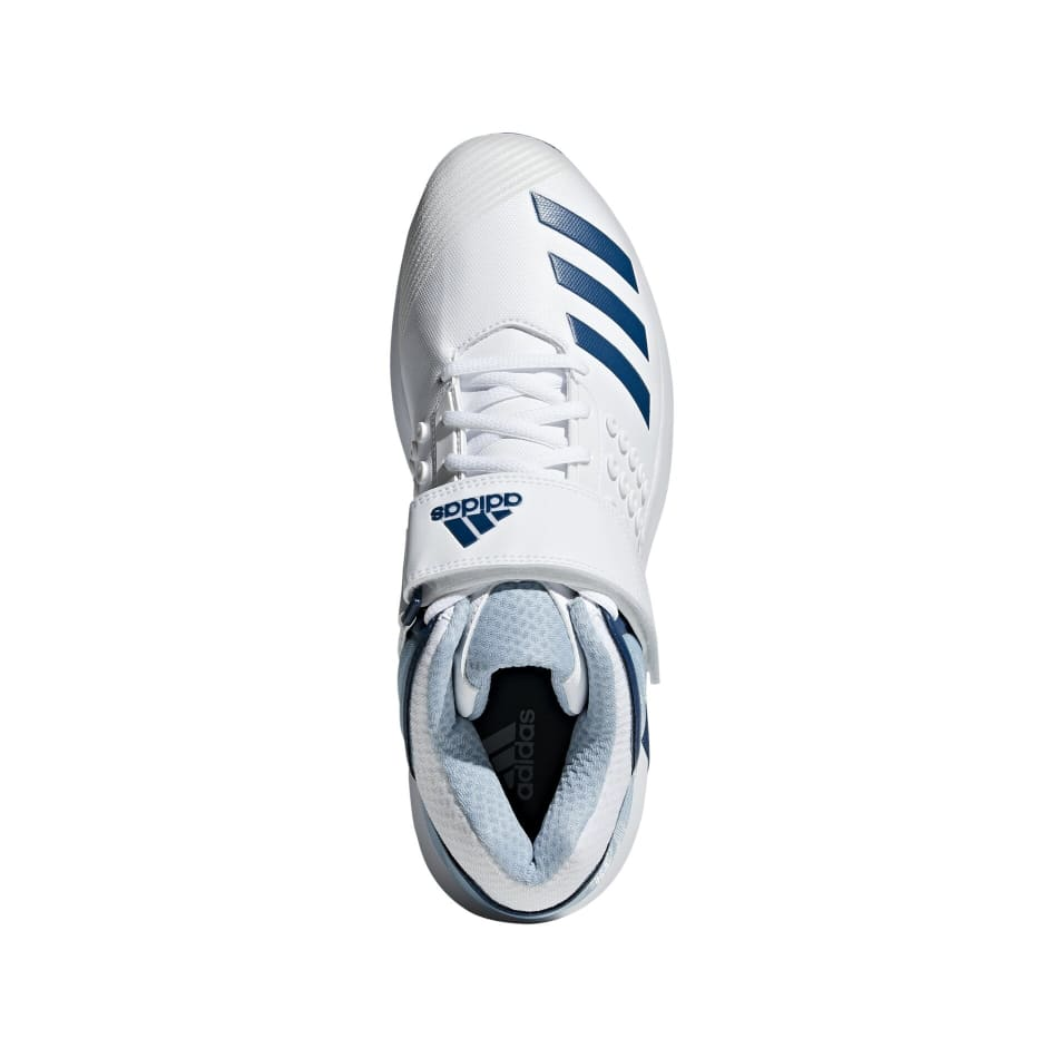 adidas Men's Adipower Vector Mid Cricket Shoes, product, variation 4
