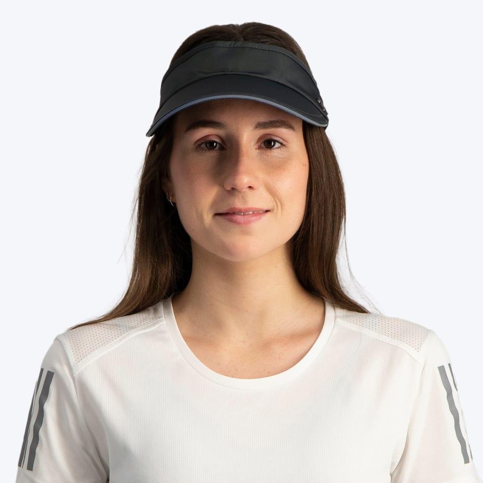 OTG Women's Grey Flair Visor, product, variation 1