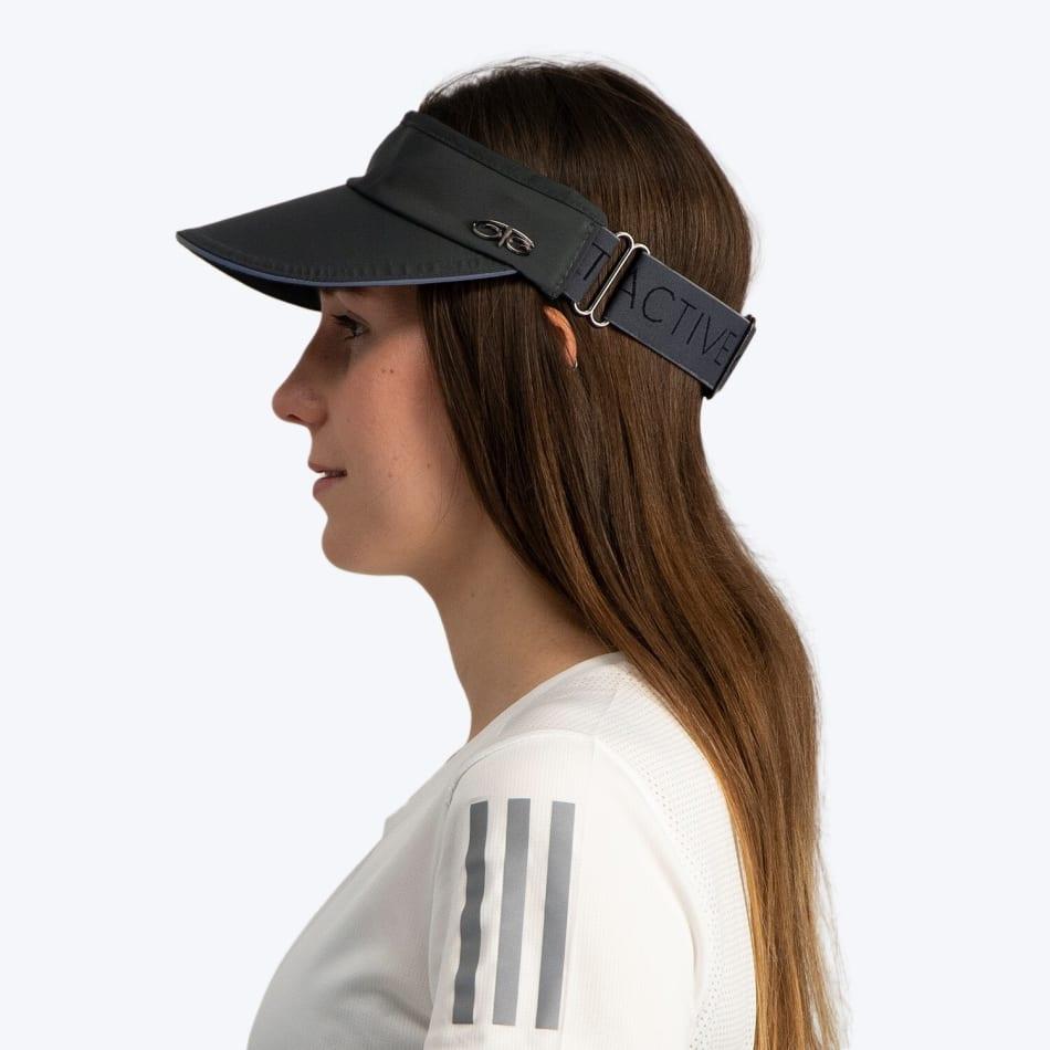 OTG Women's Grey Flair Visor, product, variation 3
