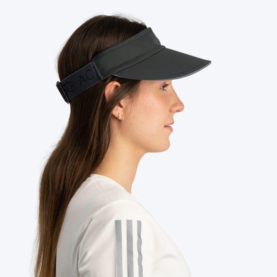 OTG Women's Grey Flair Visor, product, variation 4