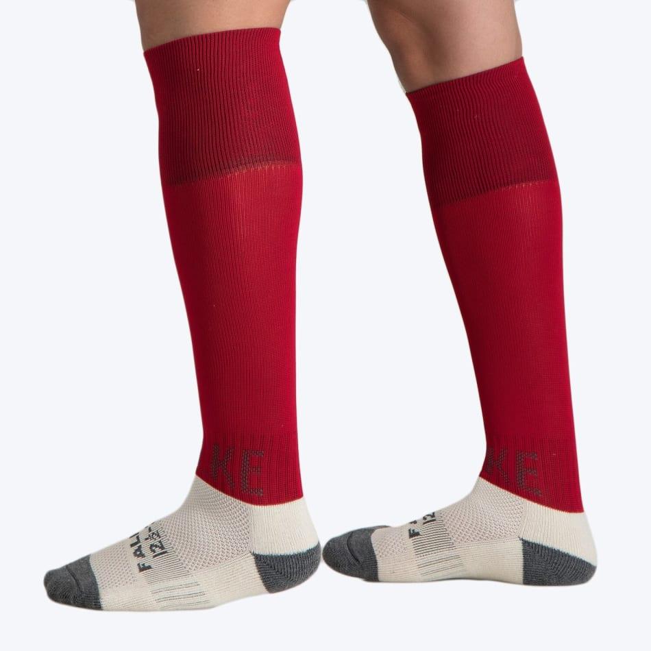 Falke Red Practice Solid Sock Size 12.5-3.5, product, variation 3