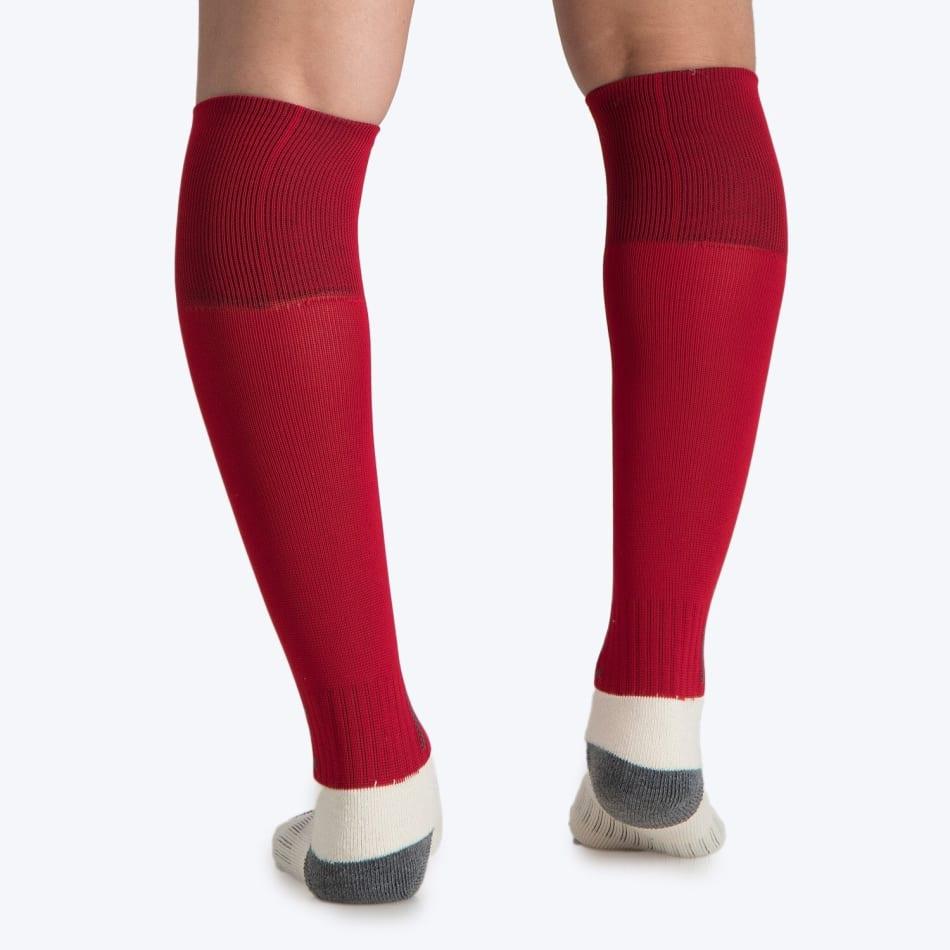 Falke Red Practice Solid Sock Size 12.5-3.5, product, variation 4