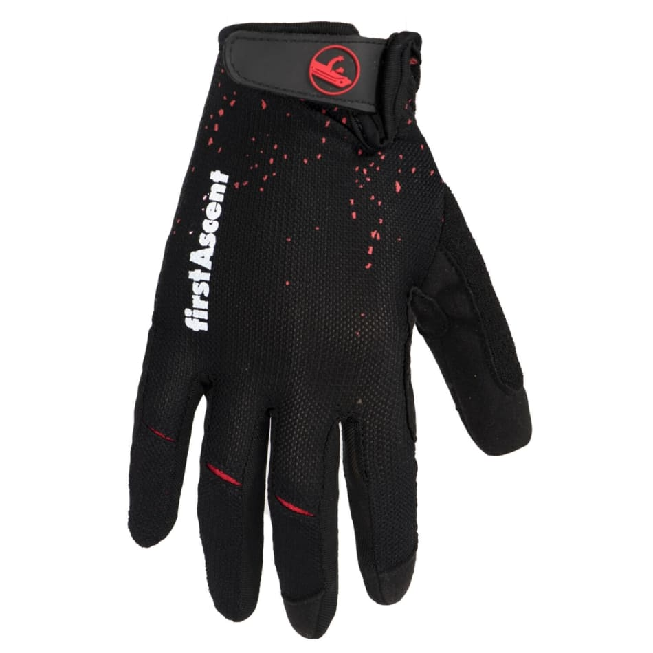 First Ascent Gravel Long Finger Cycling Glove, product, variation 1