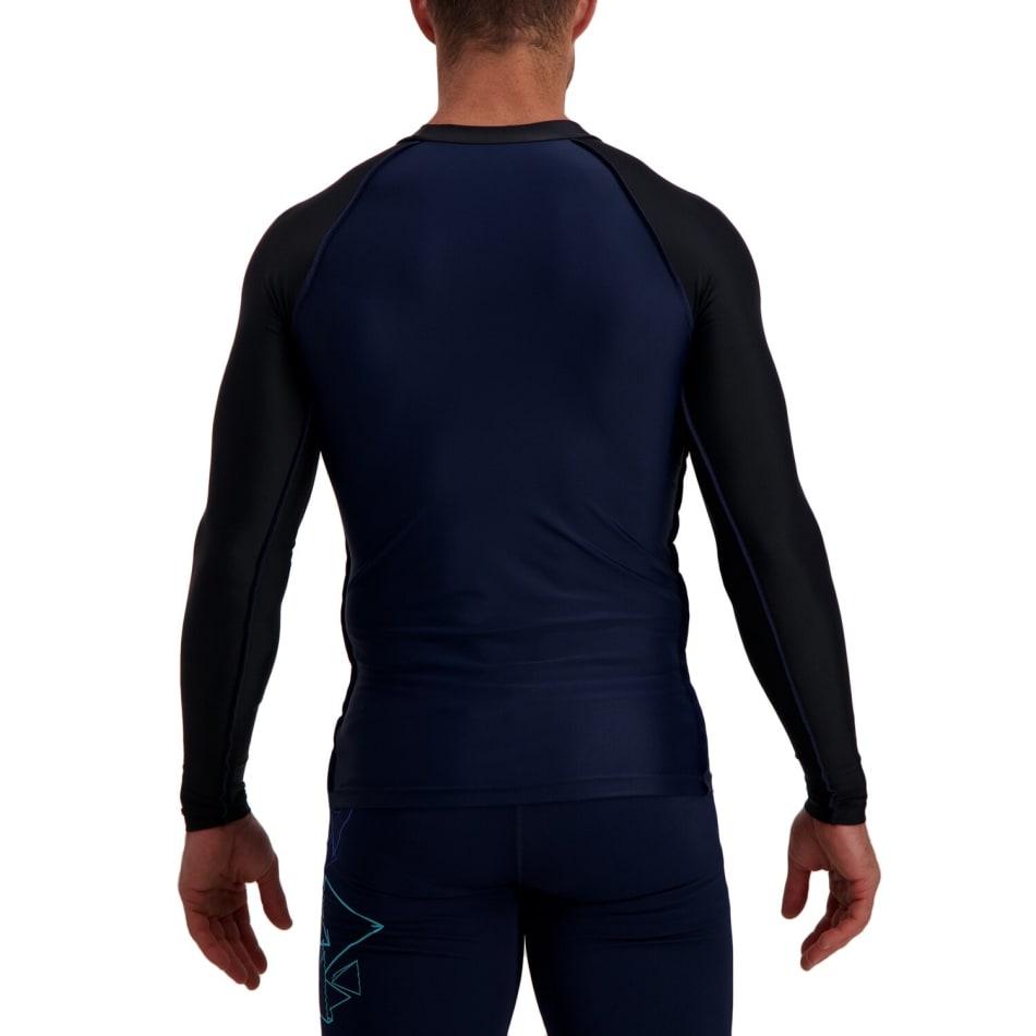 Second Skins Men's Iconic Long Sleeve Rashvest, product, variation 3