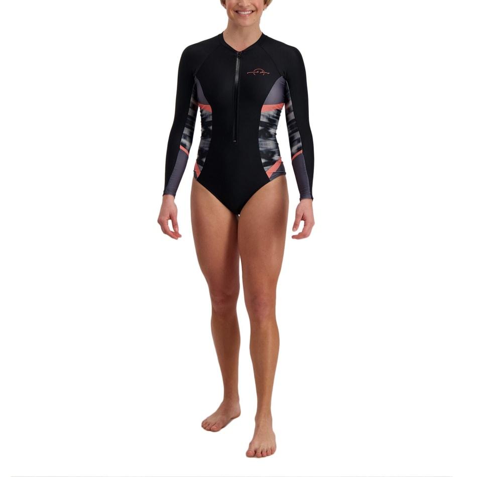 Second Skins Women's Slay Grenade Long Sleeve UV Suit, product, variation 1