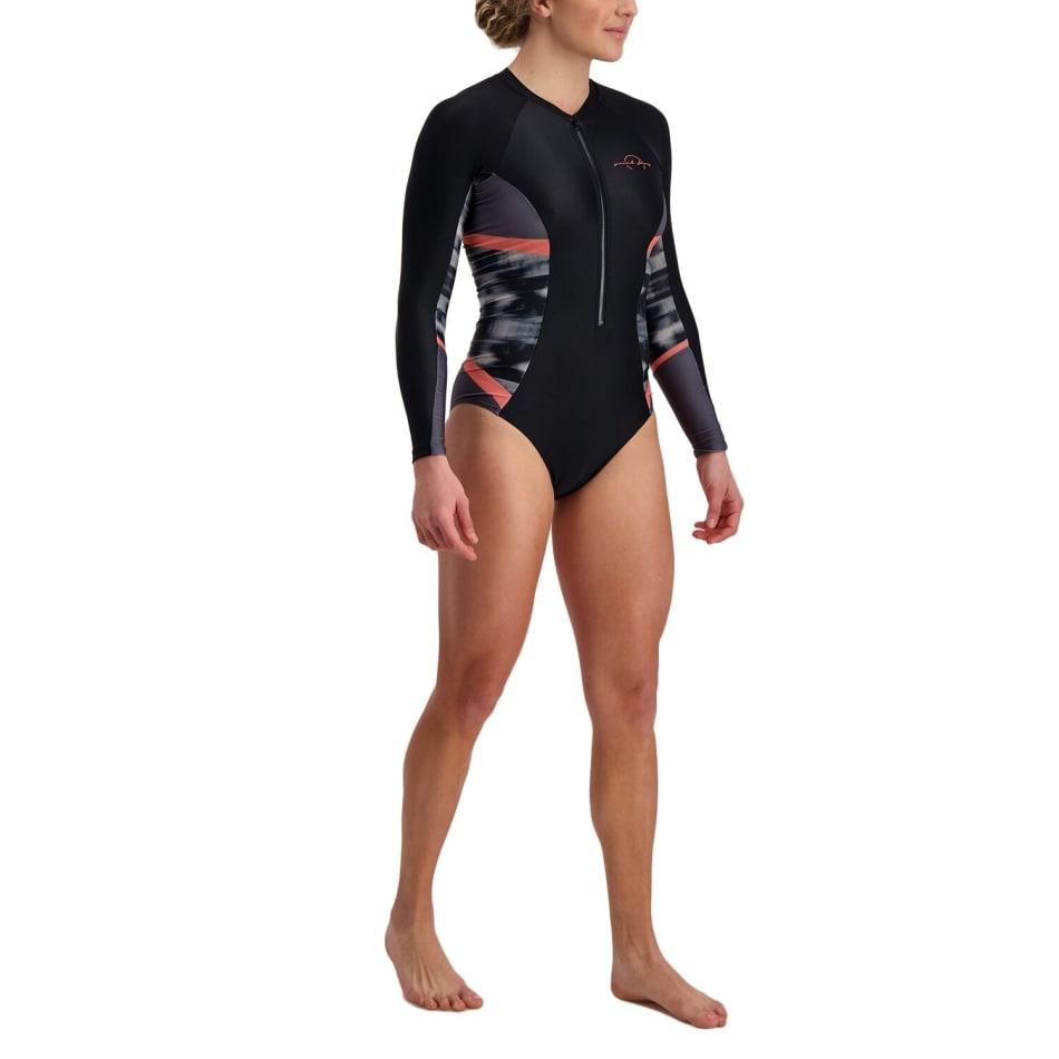 Second Skins Women's Slay Grenade Long Sleeve UV Suit, product, variation 2