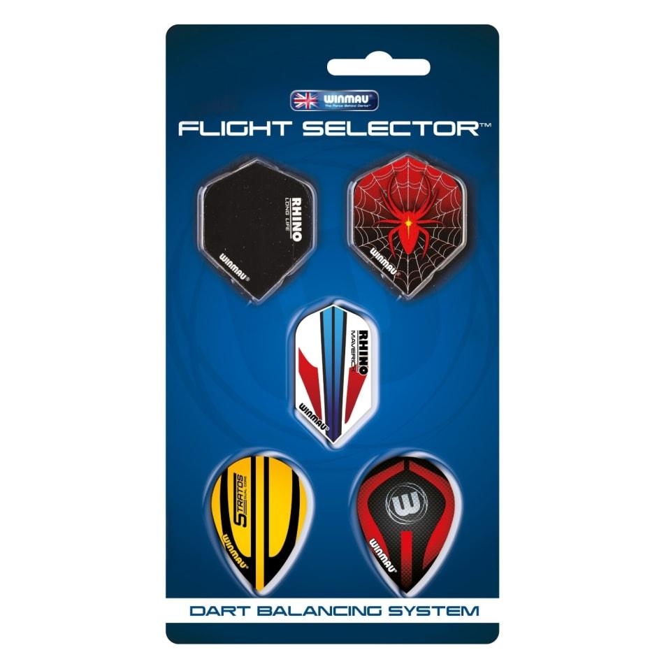 Winmau Prism Alpha Flight Selector, product, variation 1