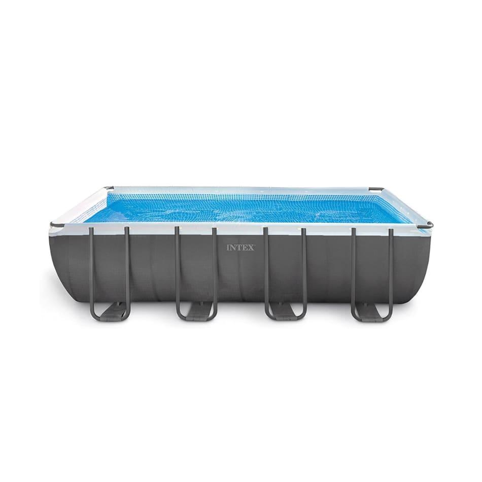 "Intex Ultra XTR Rectangular Metal Frame Pool 18' x 9' x 52"", product, variation 1"