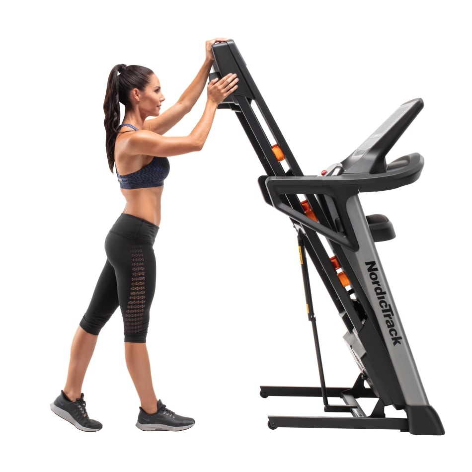 Nordic Track T 9.5 S Treadmill, product, variation 3