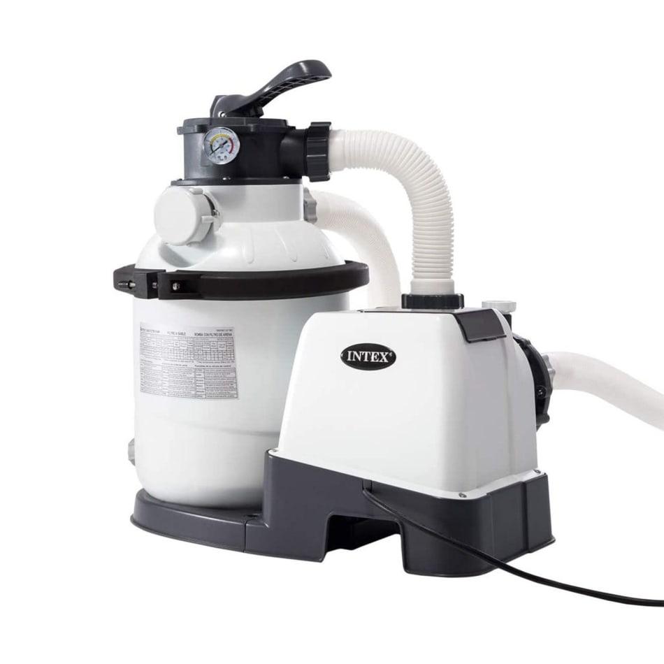 Intex Sand Filter Pump 1200 Gallon, product, variation 1
