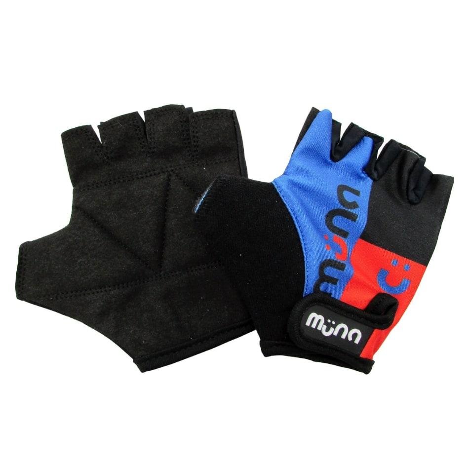 Muna Junior Graphic Cycling Gloves, product, variation 2