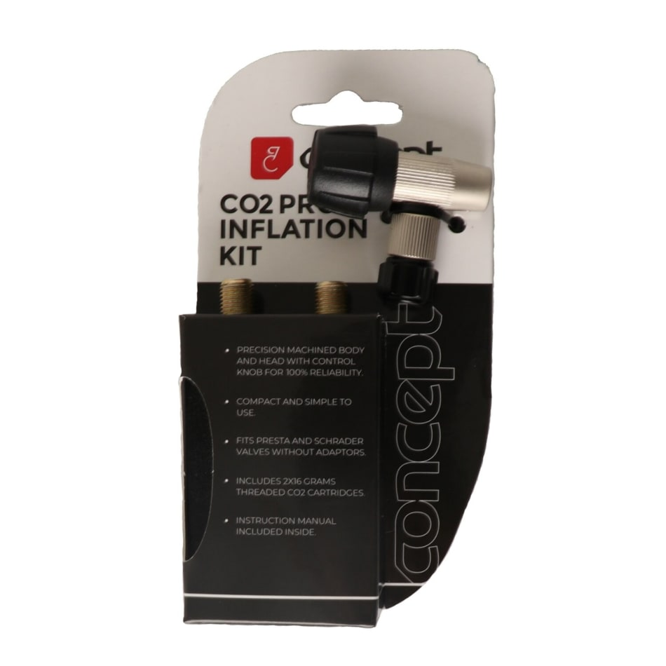 Concept CO2 Pro Inflation Kit, product, variation 1