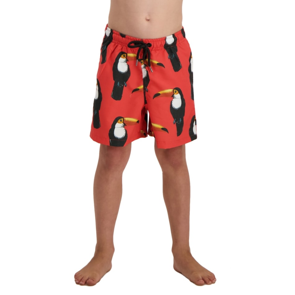Rip Curl Boy's Tucan Volley Short - default