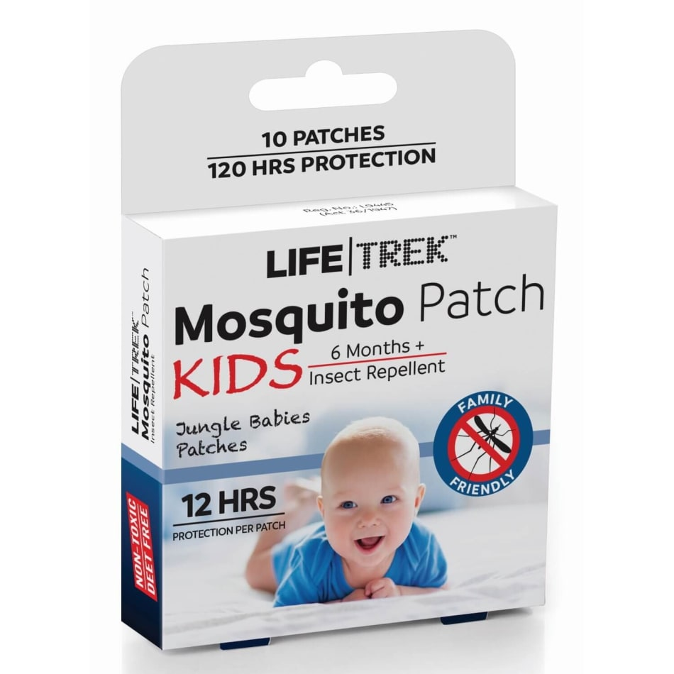 Lifetrek Mosquito Patch Kids 10's, product, variation 1