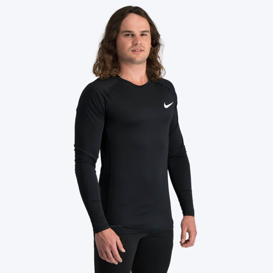Nike Men's Comp Long Sleeve Run Top, product, variation 2