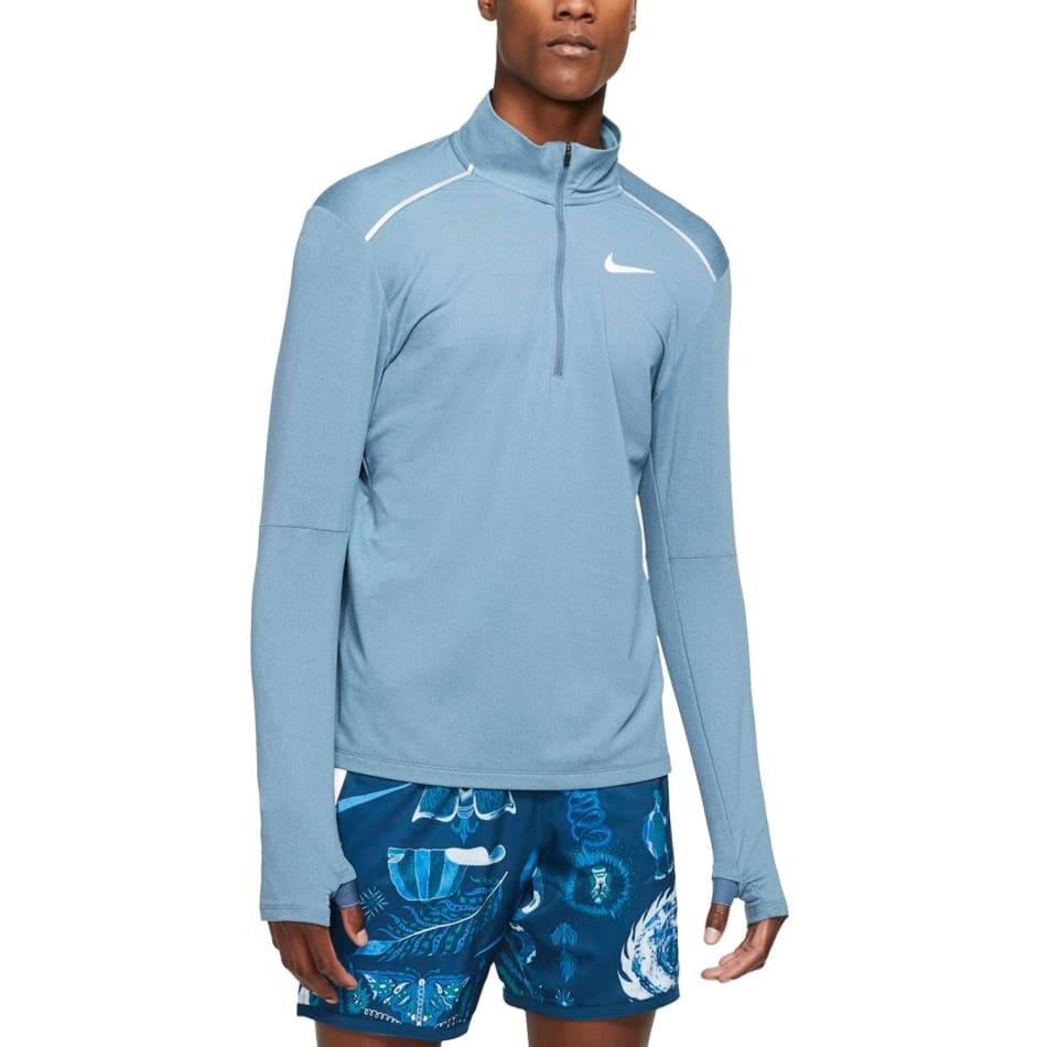 Nike Men's Element 1/4 Zip LS Run Top, product, variation 1