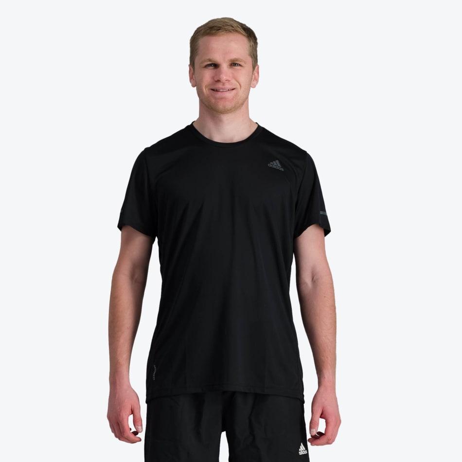 adidas Men's Run Tee, product, variation 1
