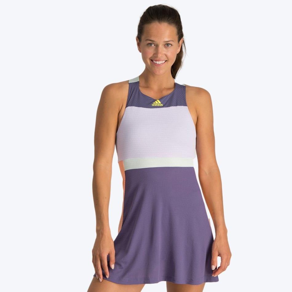 adidas Women's Heat Ready Tennis Dress, product, variation 1