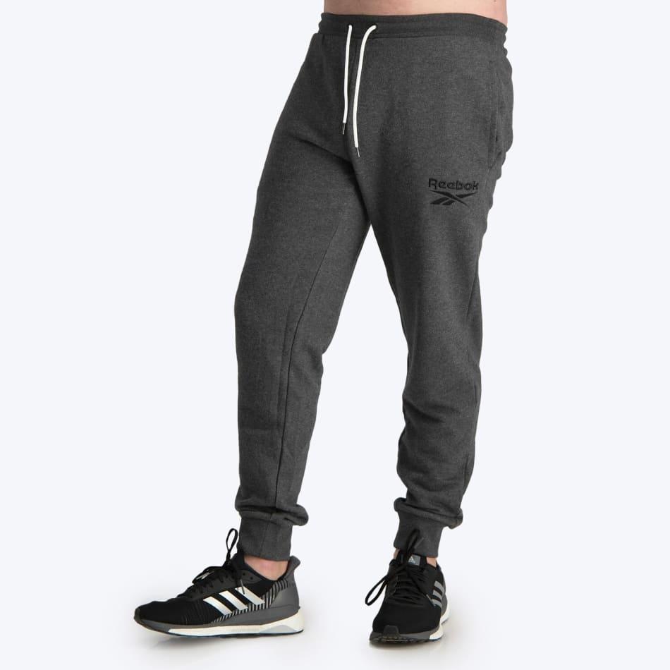 Mens Reebok TE Melange Sweatpant, product, variation 2
