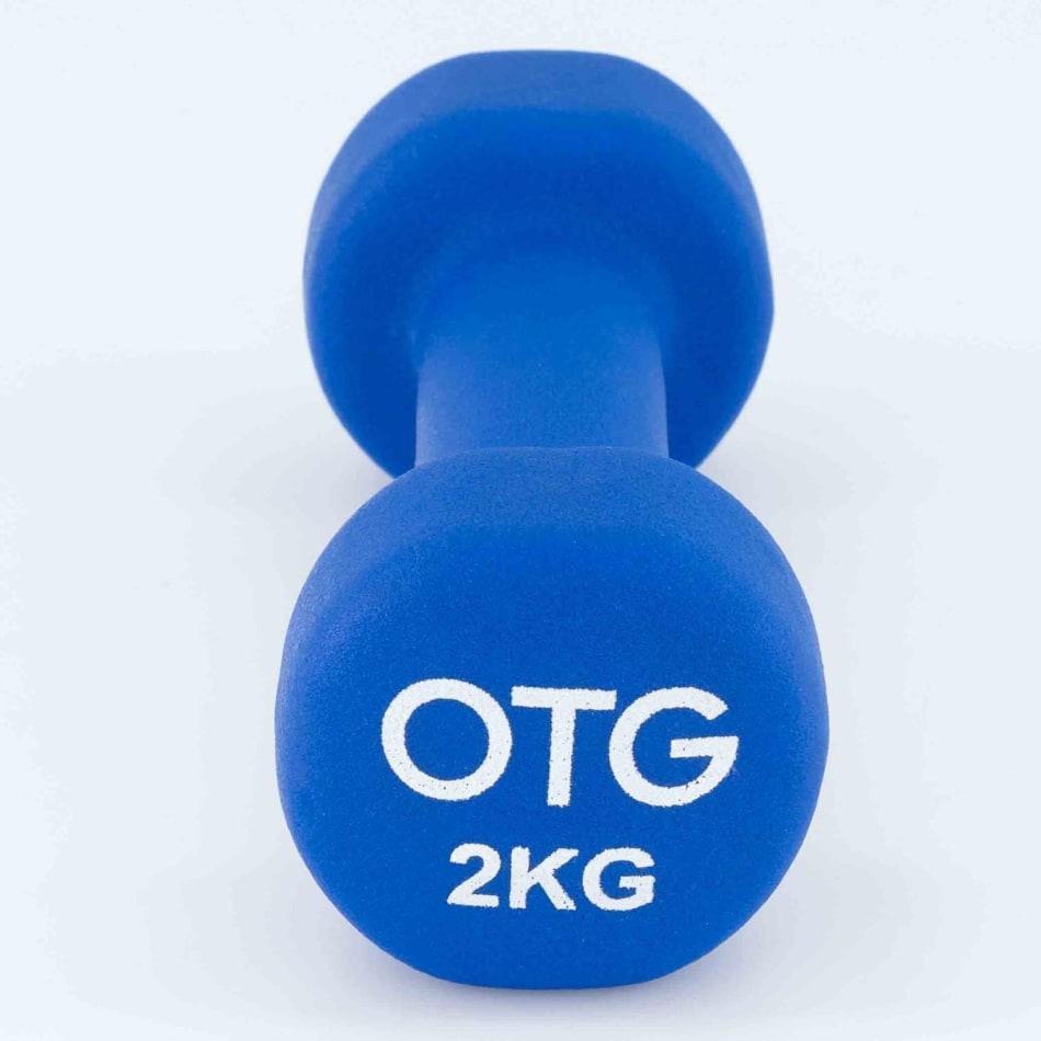 OTG 2.0kg Neoprene Dumbbell, product, variation 2
