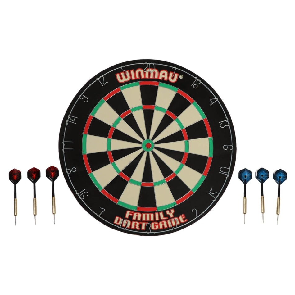 Winmau Family Dart Game, product, variation 1