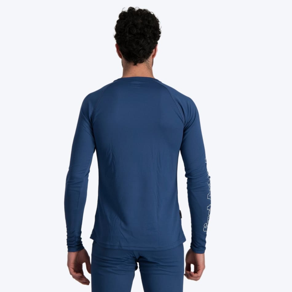 First Ascent Men's Quick Wic Bamboo Long Sleeve Top, product, variation 6
