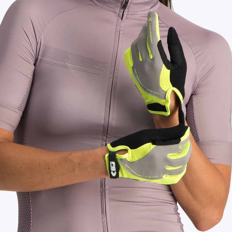 Freesport Long Finger Cycling Glove, product, variation 2