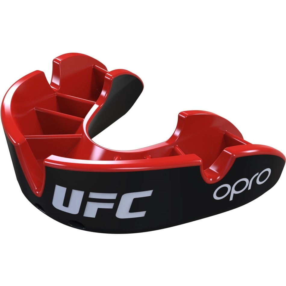 OPRO UFC Silver Junior Mouthguard, product, variation 1