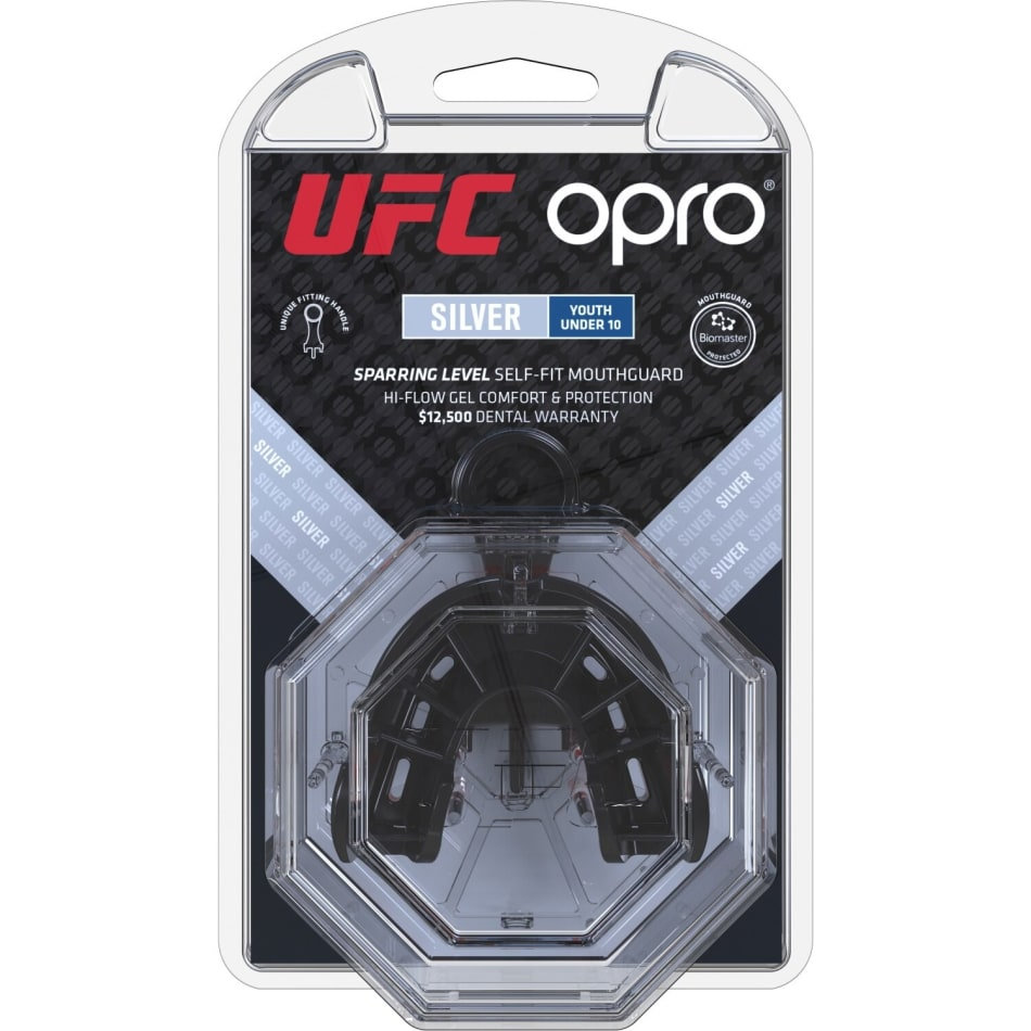 OPRO UFC Silver Junior Mouthguard, product, variation 4