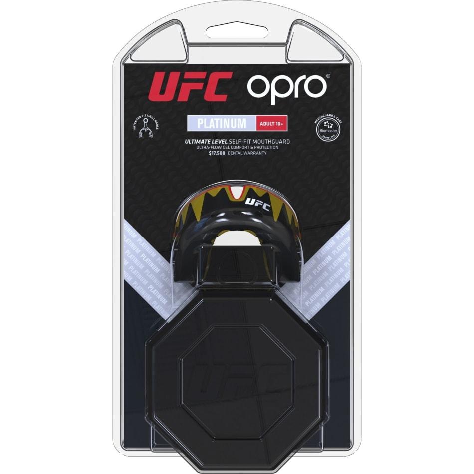 OPRO UFC Platinum Senior Mouthguard, product, variation 4