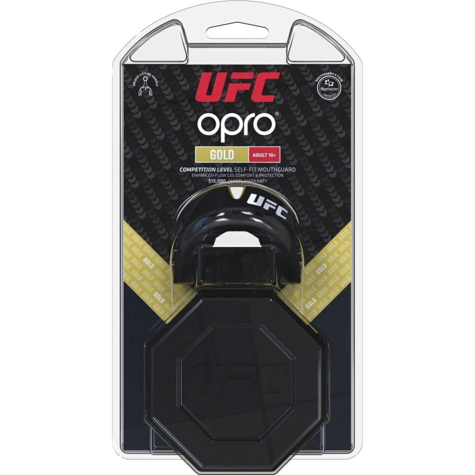 OPRO UFC Gold Senior Mouthguard, product, variation 4